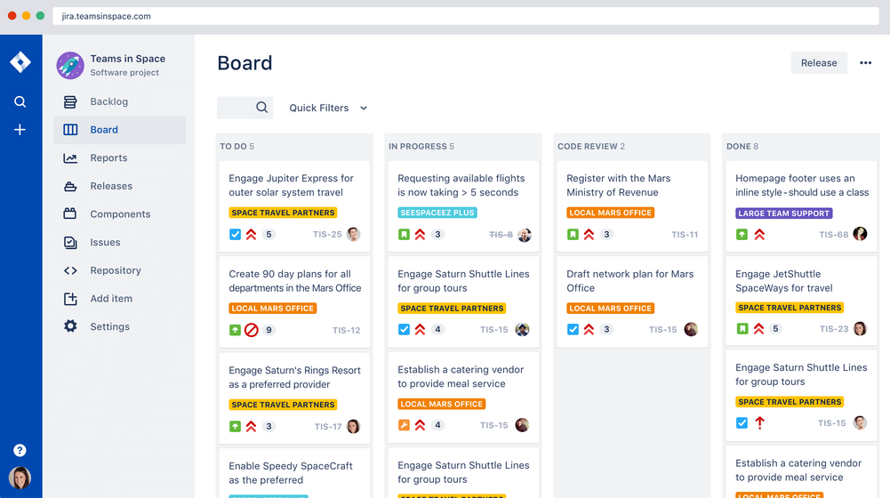 Photo of Product Management Tools Jira