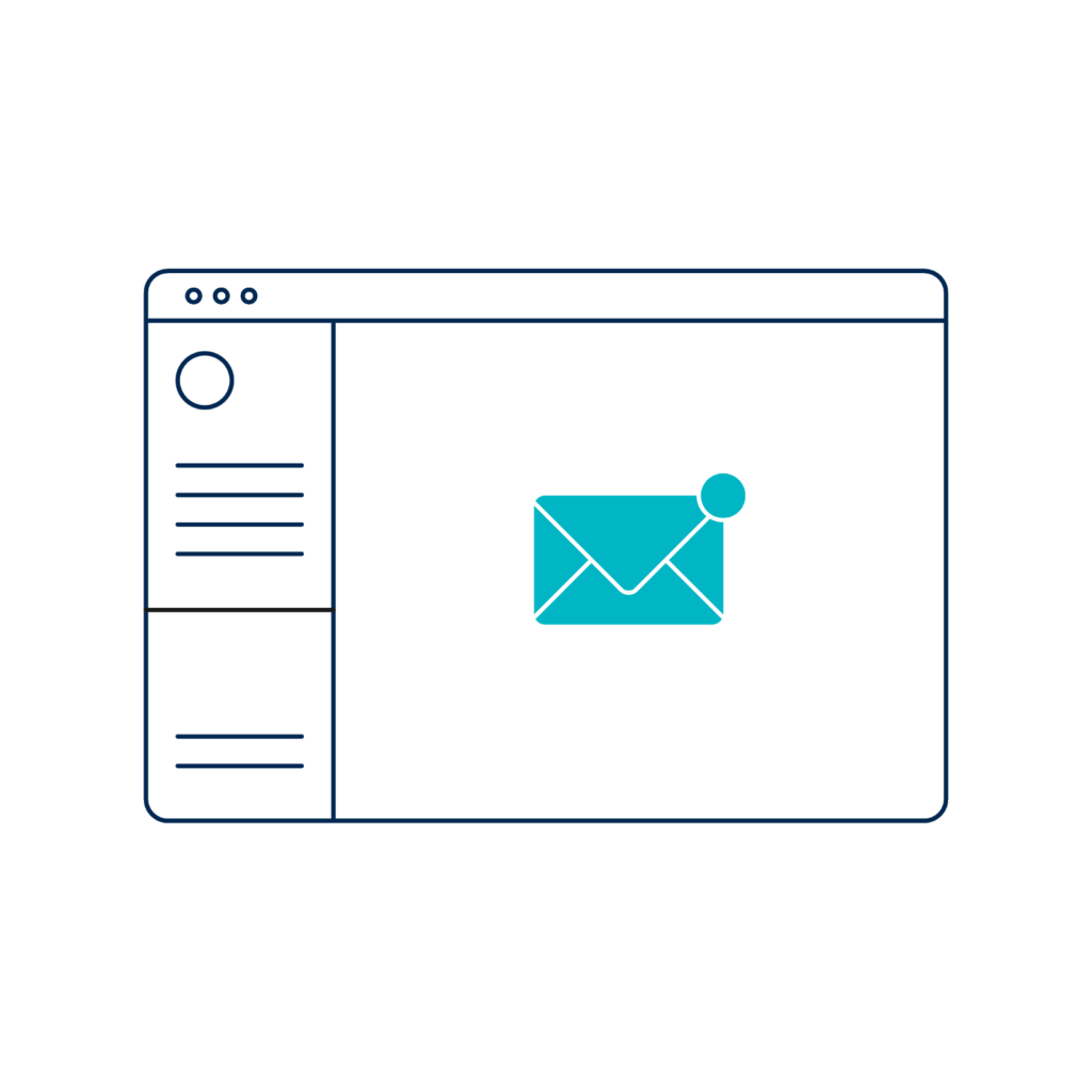 Icon Of Mail